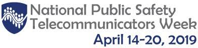 National Public Safety Telecommunicators Week.2019