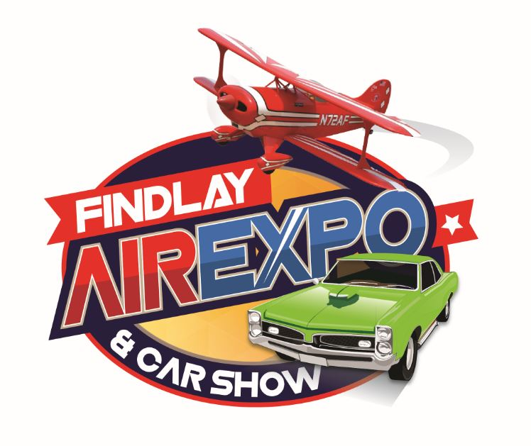 Findlay Air Expo & Car Show_LOGO