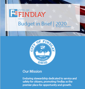 2020 Budget in brief 2