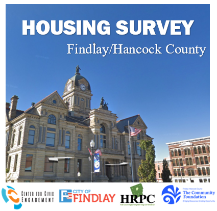 Housing survey flyer cover