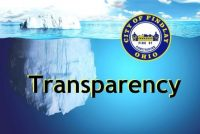 City of Findlay Transparency graphic