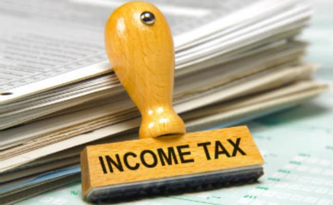 Income tax image