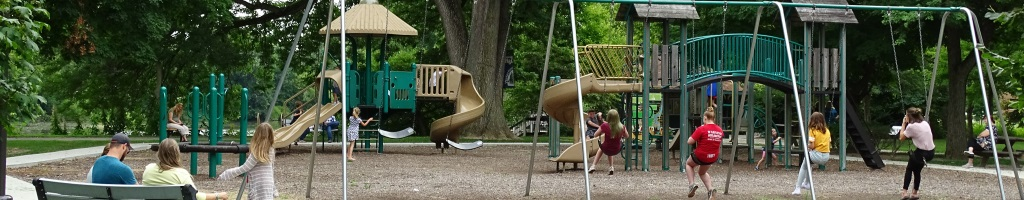 Riverside Play Equipment