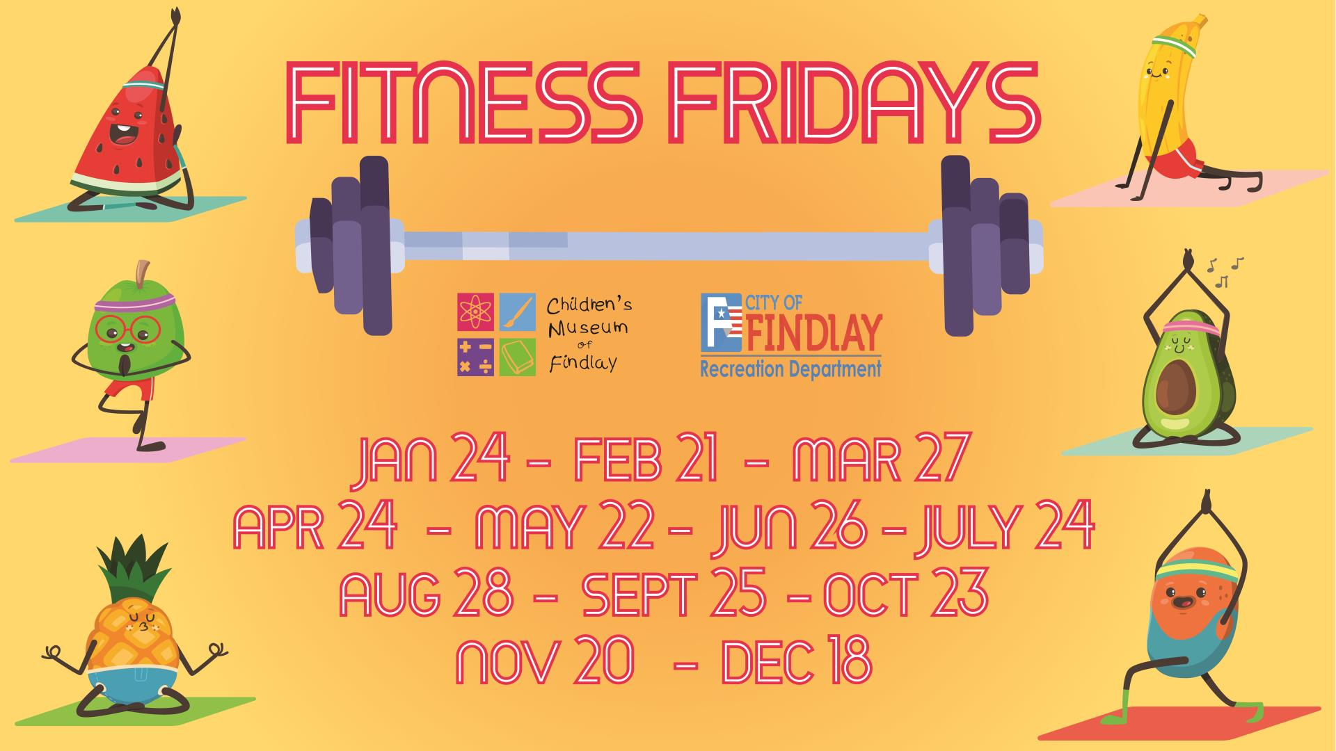 Fitness Friday Final